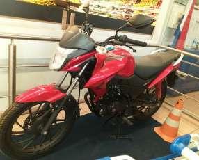 Honda cb 125 F año 2019