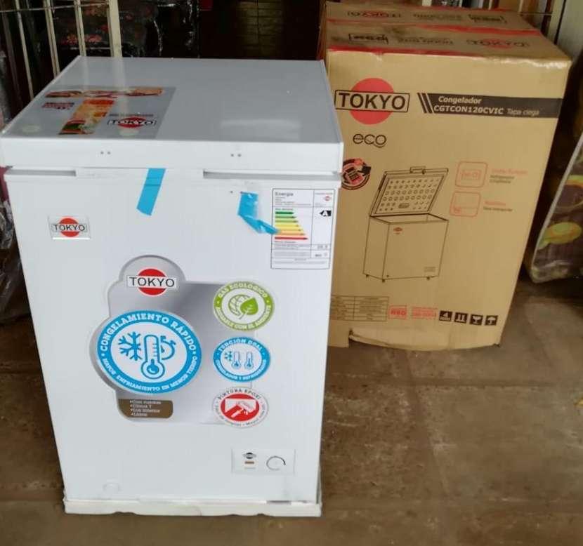Congelador tokyo de 120 litros - 0