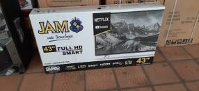 TV LED Smart Jam ultra Slim de 43 pulgadas