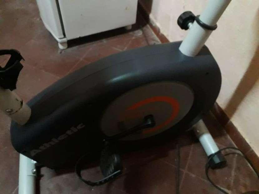 Bicicleta estática Athletic 470bv - 1