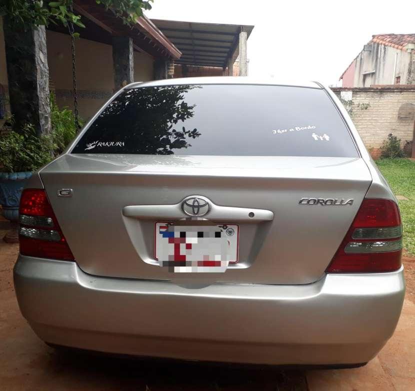Toyota New Corolla 2001 - 1