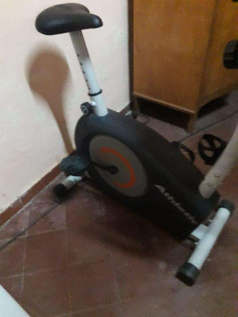 Bicicleta estática Athletic 470bv - 2