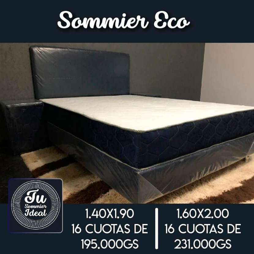 Sommier a crédito - 2