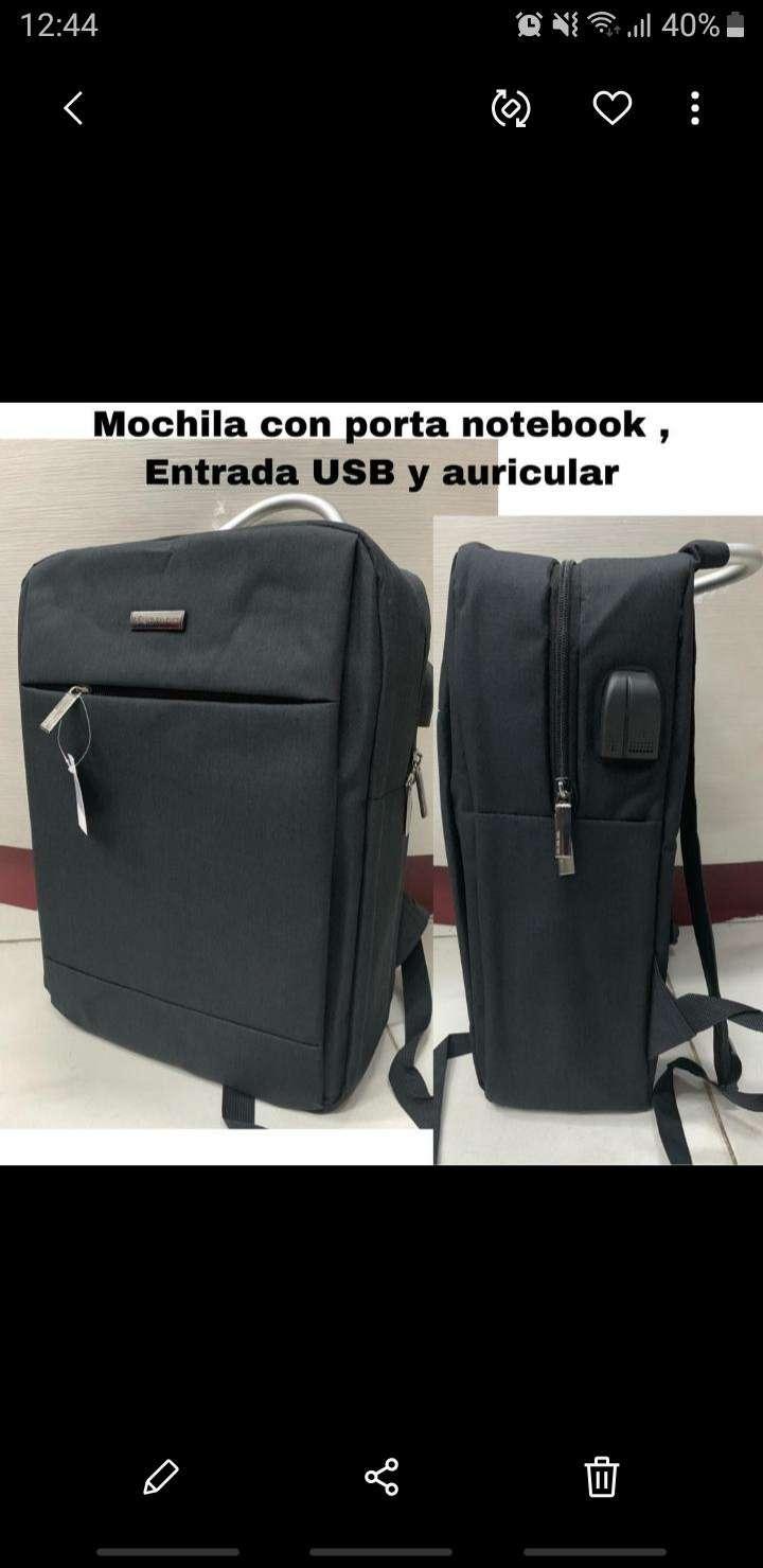 Mochila porta notebook - 2