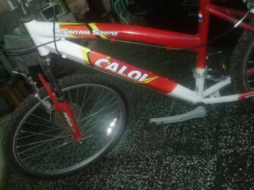 Bicicleta Caloi Mountain Sports - 3