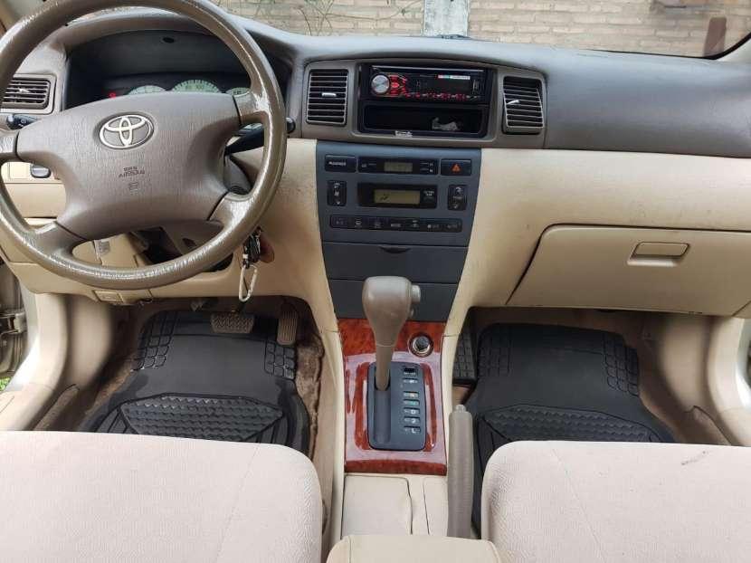 Toyota New Corolla 2001 - 4