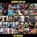 PS3 de 500 gb con 40 juegos cargados - 1