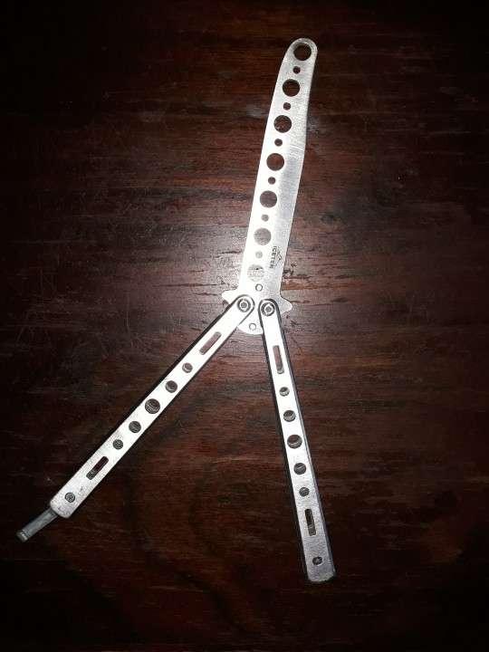 Cuchillo Mariposa de Práctica - 5