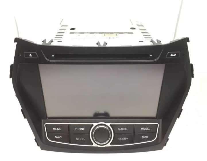Multimedia para Hyundai Santa Fe - 0