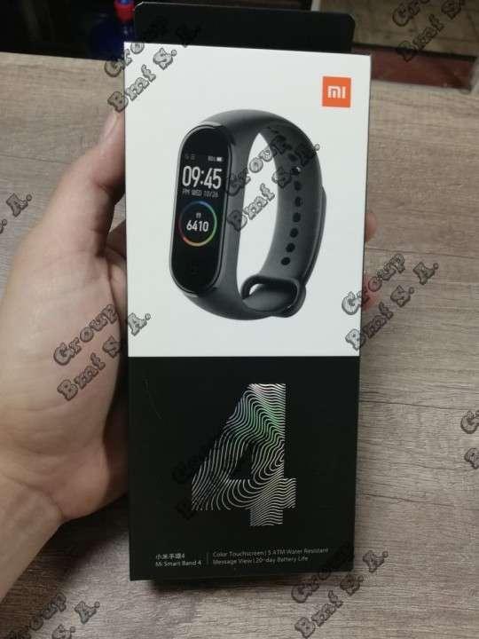 Xiaomi Band 4 - 0