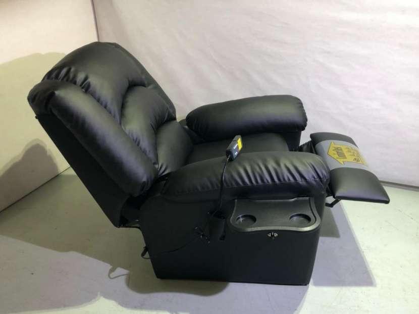 Sillón reclinable con vibromasajeador - 4