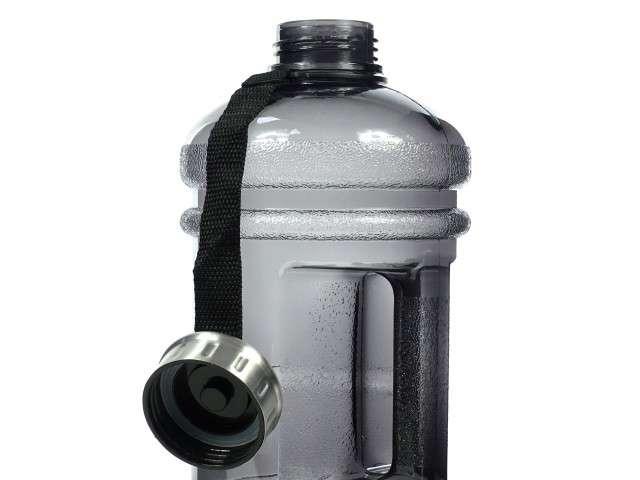Botella para Agua de Plástico con Sujetador 2.5 lts - 1