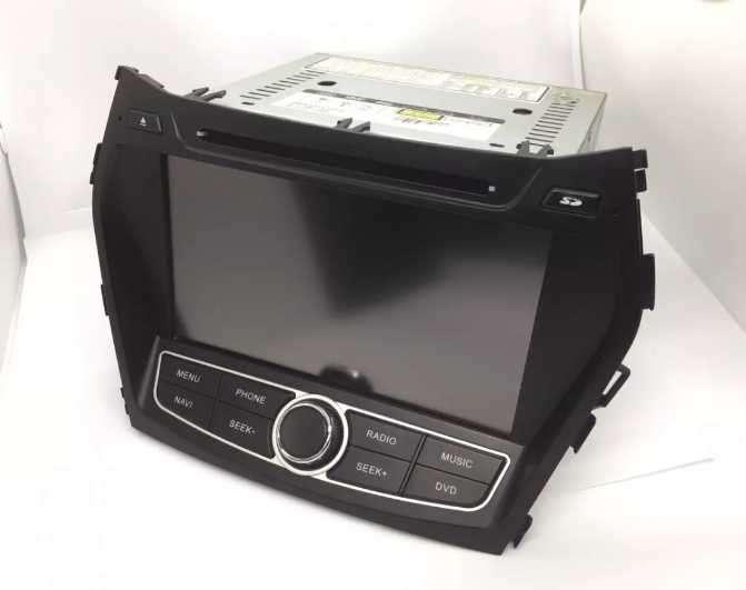 Multimedia para Hyundai Santa Fe - 1