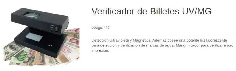 Detector de billetes falsos Consumer - 0