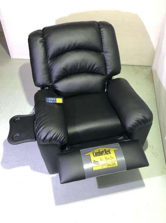 Sillón reclinable con vibromasajeador - 2