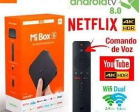 TV BOX Xiaomi MI Box S Ultra HD 4K Android 8.1