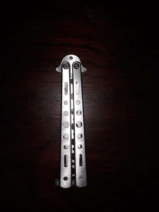 Cuchillo Mariposa de Práctica - 3
