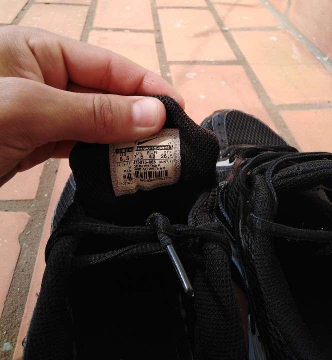 Championes Nike running - 2