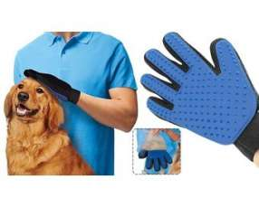 Guante para Peinar Mascotas