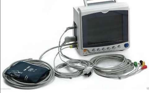 Monitor de Signos Vitales Contec - 0