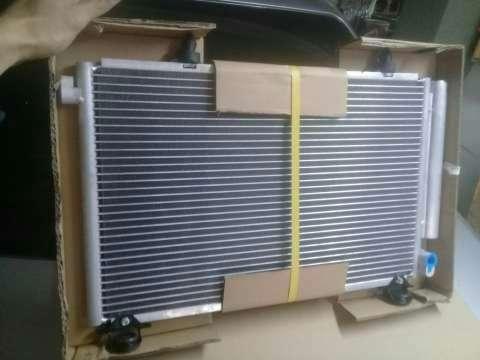 Condensador para aire acondicionado Toyota Platz IST Vitz FunCargo - 0