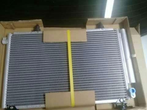 Condensador para aire acondicionado Toyota Platz IST Vitz FunCargo - 1