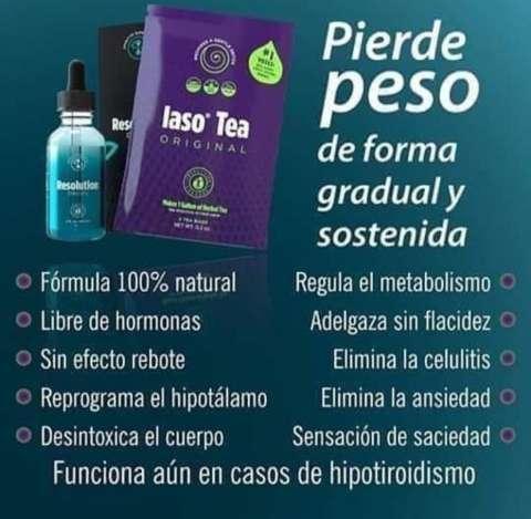 Laso tea - 0