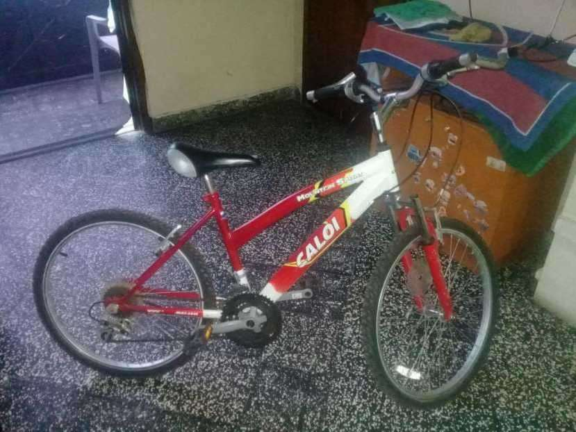 Bicicleta Caloi Mountain Sports - 0