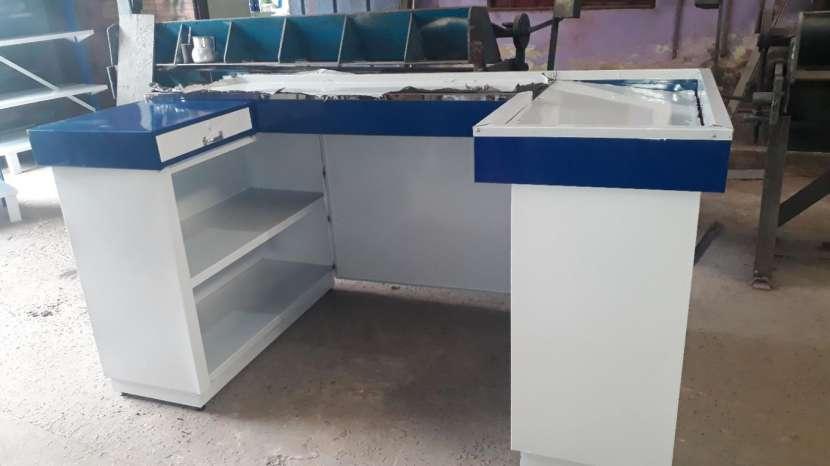 Muebles Metálicos - 0