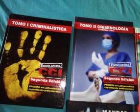 Libros de Criminalística