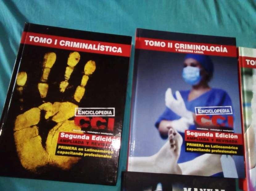 Libros de Criminalística - 0