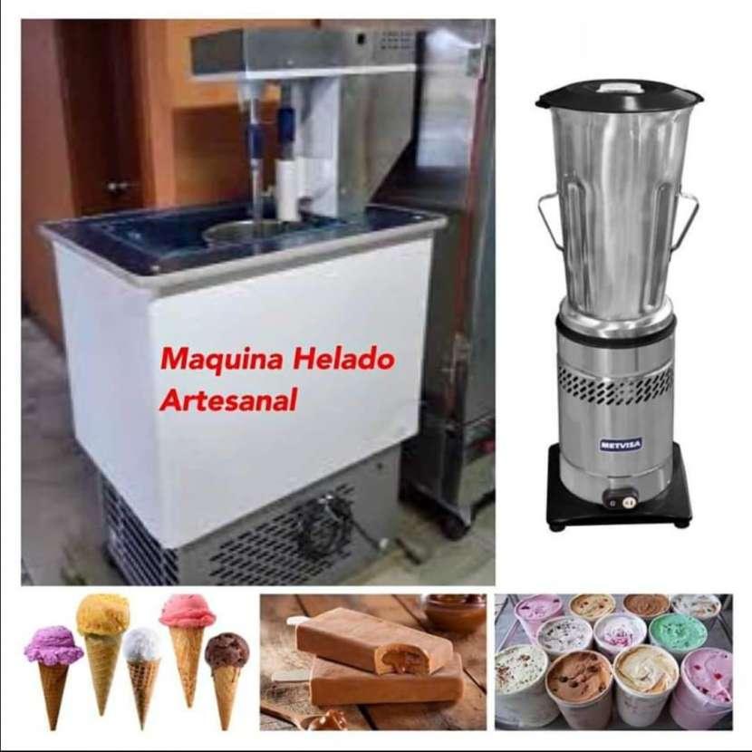 Máquina de helados - 0