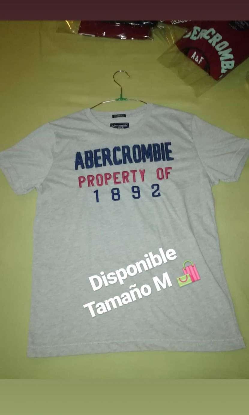 Remeras Abercrombie ️ - 0