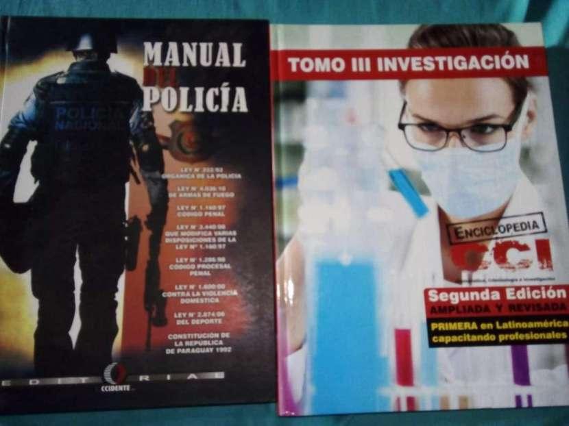 Libros de Criminalística - 1