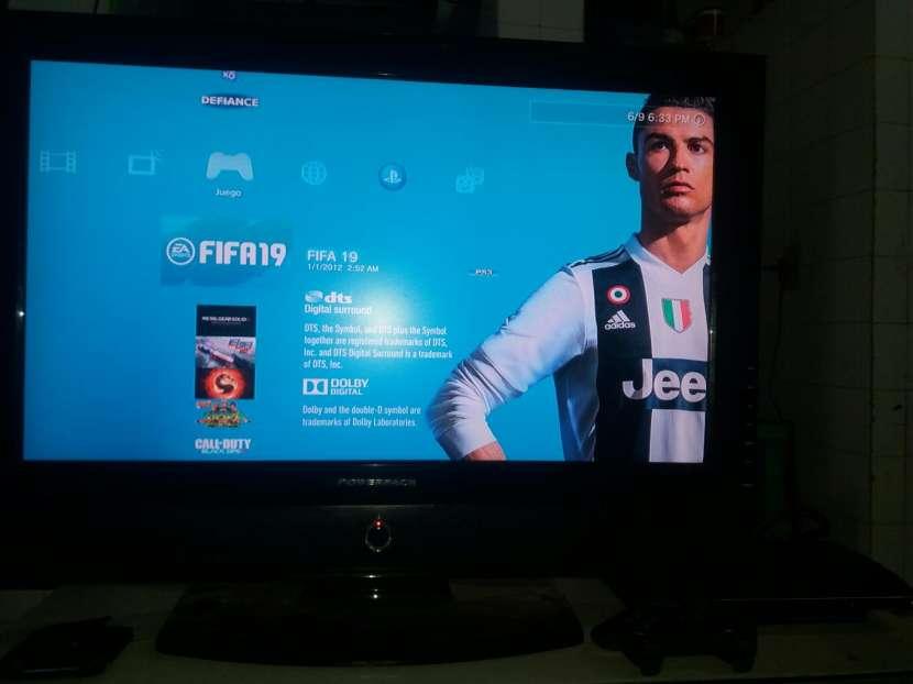 PS3 de 500 gb - 1