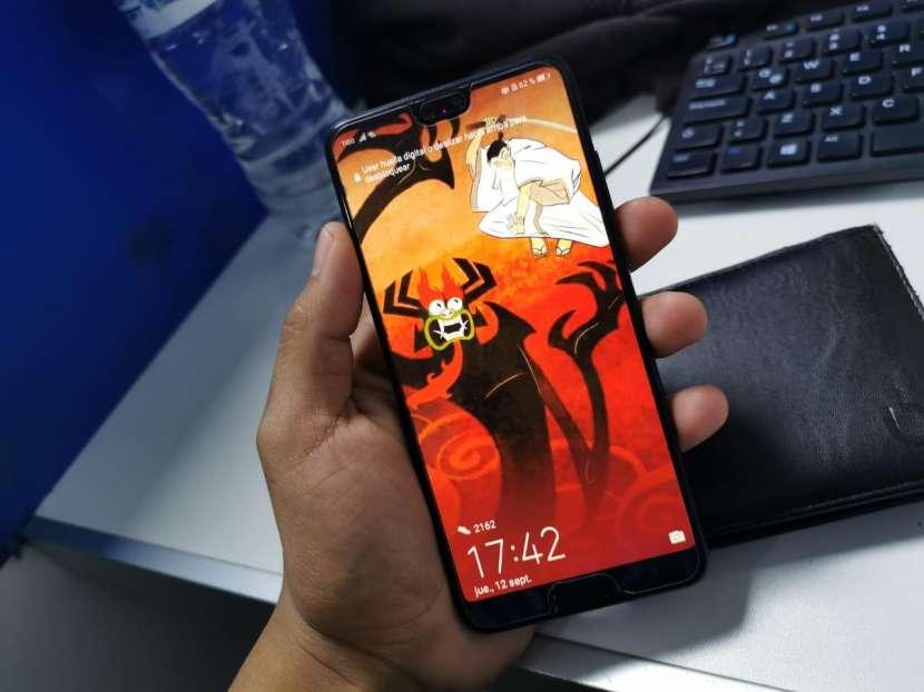 Huawei P20 normal 128 GB memoria interna 4gb de ram - 4