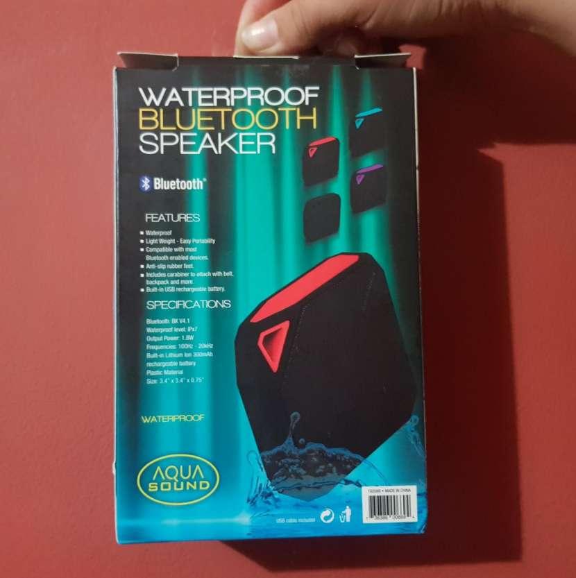 Parlante Bluetooth Aqua Sound a prueba de agua - 4