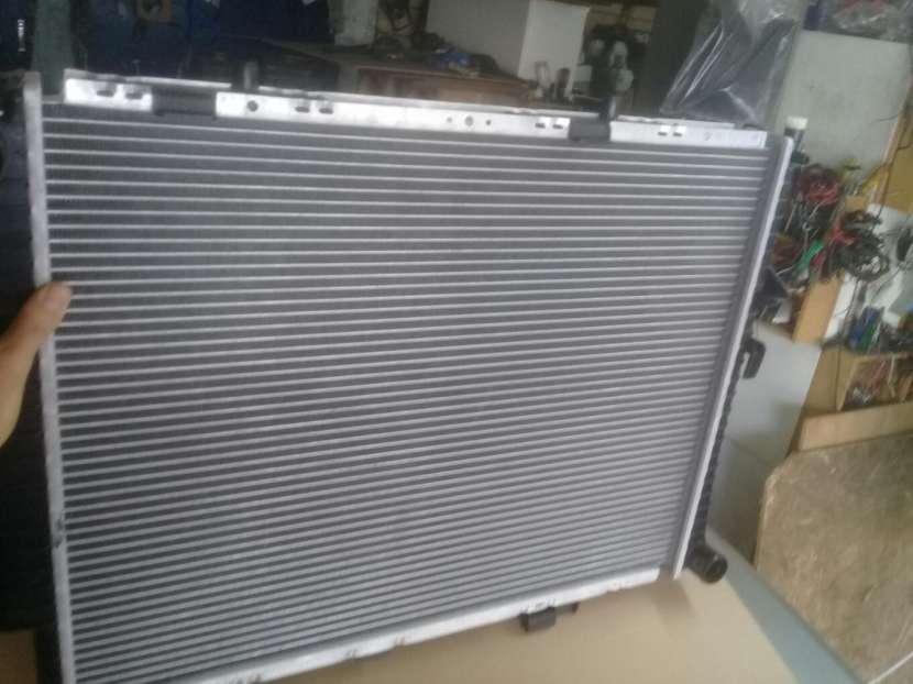 Radiador para Mercedes Benz C250 Turbo Diésel - 5