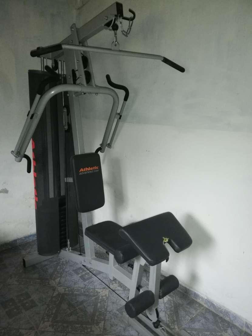 Multiejercicio Athletic Advanced 300M - 5
