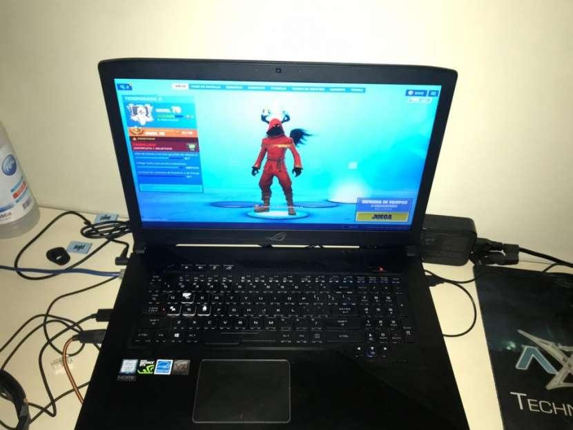 NOTEBOOK GAMER, i7, NVIDIA 1060 6gb, HDD 1TB, 120Hz 16GBRAM - 1