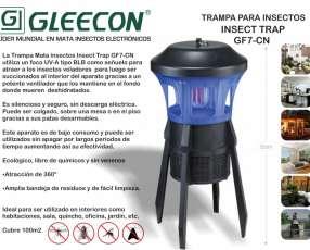 Mata insectos gleecon trampa para insectos GF-7CN