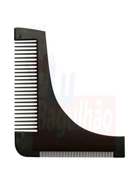 Peine y modelador de barba - 0