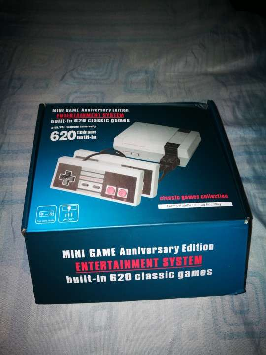 Nintendo mini game - 0