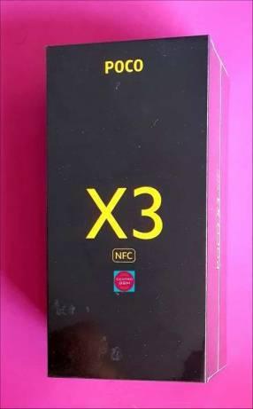 Poco X3 de 128 gb nuevos