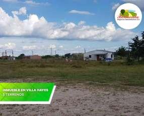 Terreno en Villa Hayes