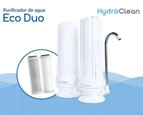 Purificador de agua eco dúo