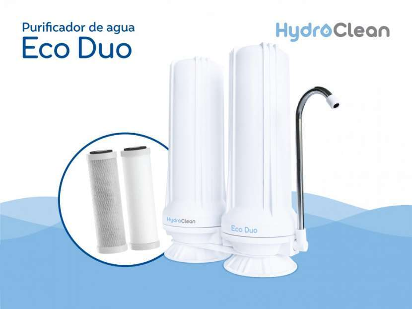 Purificador de agua eco dúo - 0