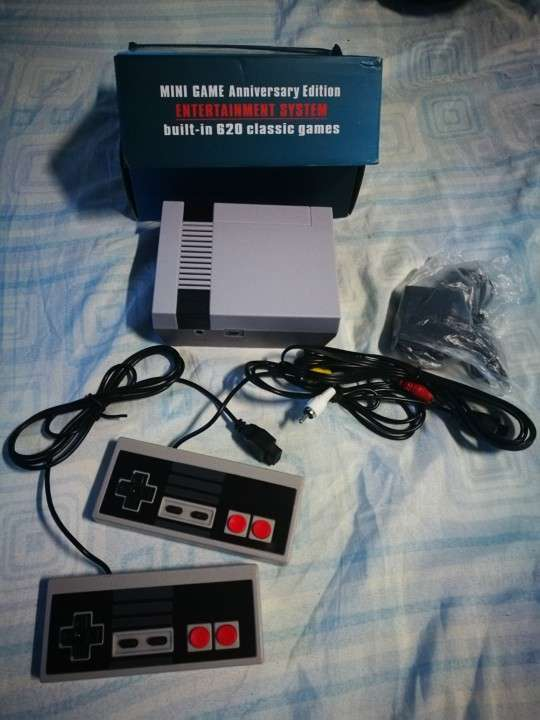 Nintendo mini game - 1