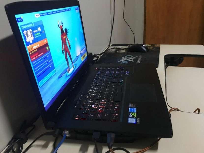 NOTEBOOK GAMER, i7, NVIDIA 1060 6gb, HDD 1TB, 120Hz 16GBRAM - 2