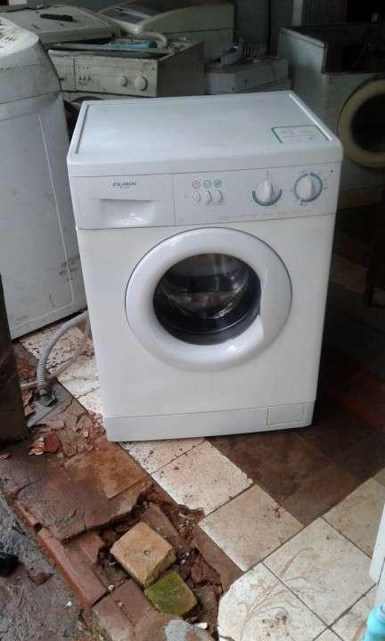 Lavarropa Eslabón automático - 0